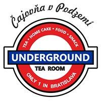 Čajovňa v Podzemí - Podzemíčko - Underground Tea Room