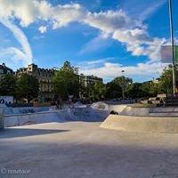 Skate Parc de Plainpalais