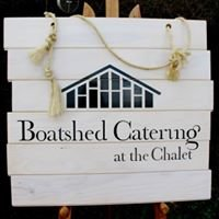 Boatshed Catering at the Chalet