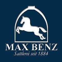 Max Benz München - Reitsport und Sattlerei
