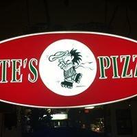 Tate's Pizza SoHo