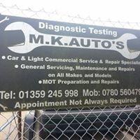M.K.Auto's