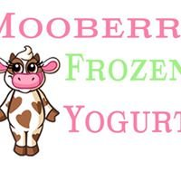 Mooberry Frozen Yogurt
