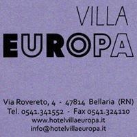 HOTEL VILLA EUROPA  - BELLARIA -