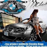 BMW Zraz Slovakia Ring