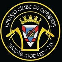 Secção Motard - Ginásio Clube de Corroios