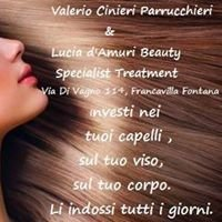 Valerio Cinieri Parrucchieri & Lucia d'Amuri Beauty Specialist Treatment