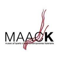 Maack       Kalenarte Museo all'Aperto d'Arte Contemporanea.