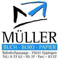 Müller Buch Büro Papier