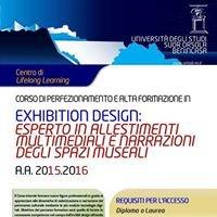 Exhibition Design - Università Suor Orsola Benincasa Napoli