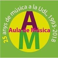 Aula de Música - UdL