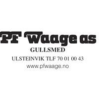 PF Waage Gullsmed
