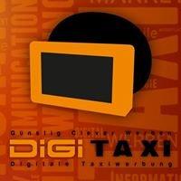 Digitaxi Digitale Taxiwerbung