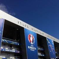 Stade Geoffroy Guichard EURO 2016