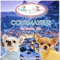 Prince and Princess - Courmayeur