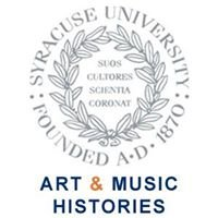 Art & Music Histories, Syracuse University