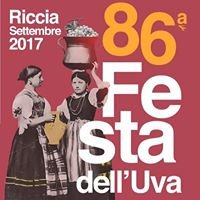 Festa dell'uva di Riccia - CB - seconda domenica di settembre