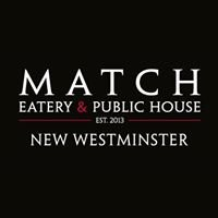 Match Eatery & Public House - New Westminster