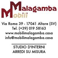 M + M = MOBILI MALAGAMBA