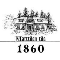 Marttilan Tila - maalaisromantiikkaa vuodesta 1860