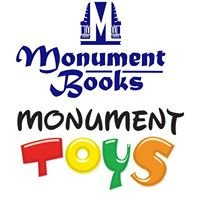 Monument Books & Toys