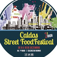 Caldas Street Food Festival - Portugal