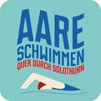 Aareschwimmen Solothurn