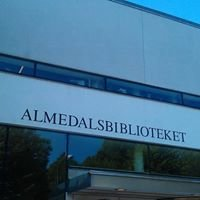 Almedalsbiblioteket Visby