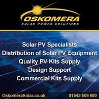 Oskomera Solar Power Solutions UK