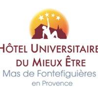 L'Hôtel Universitaire du Mieux Être                au Mas de Fontefiguières