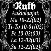 Kulttuuriravintola Ylä-Ruth