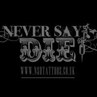 Never Say Die - Tattoo Studio
