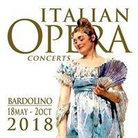 ITALIAN OPERA CONCERTS Bardolino