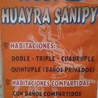 Huayra Sanipy hostel