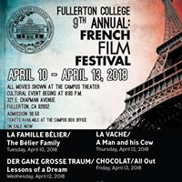 Fullerton College French Film Festival