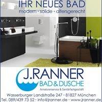 J. Ranner - Bad & Dusche Armaturenservice & Sanitärfachgeschäft Gmbh