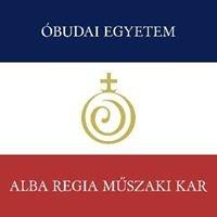 Óbudai Egyetem Alba Regia Műszaki Kar