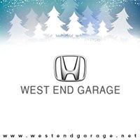 West End Garage Honda Ltd