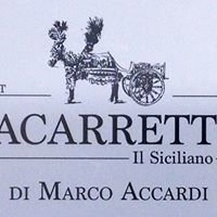 Bacarretto Bistrot. Il Siciliano
