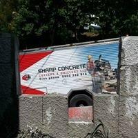 Sharp Concrete Cutters & Drillers Ltd
