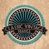 Classic Vintage France