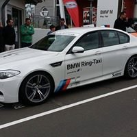 Bmw M Ring-Taxi