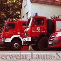 Feuerwehr Lauta Stadt