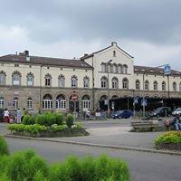 Tübingen Hauptbahnhof