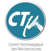 Centre Technologique des Microstructures - CTµ
