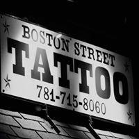 Boston Street Tattoo
