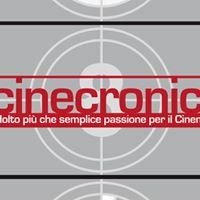 Cinecronici - molto più che semplice passione per il cinema
