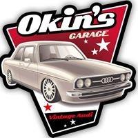 Okin's garage