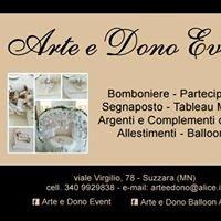 ARTE E DONO EVENT