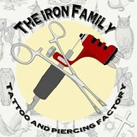 The Iron Family - Tattoo & Piercing Factory